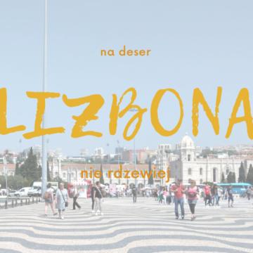 A na deser Lizbona